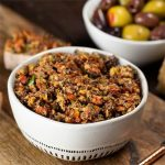 bowl of Tapenade